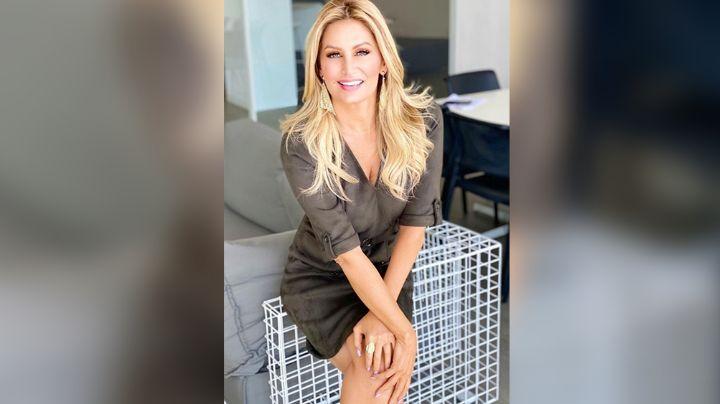 Tras posar en espectacular atuendo, Anette Cuburu, conductora de TV Azteca causa revuelo