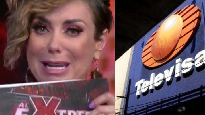 ¿Adiós 'Al Extremo'? Tras fracaso en TV Azteca, Televisa da duro golpe a Carmen Muñoz