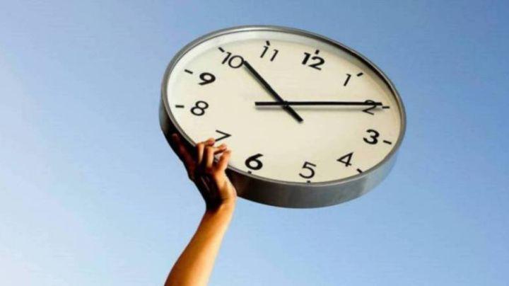 Este domingo 25 de octubre termina horario de verano ¡no olvides ajustar tu reloj!