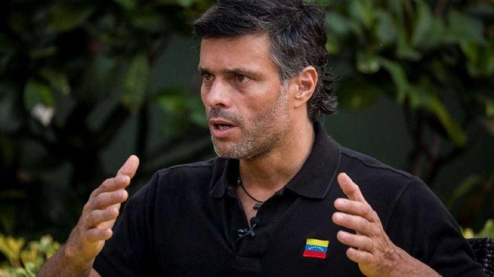 Leopoldo López, principal opositor de Nicolás Maduro, huye de Venezuela