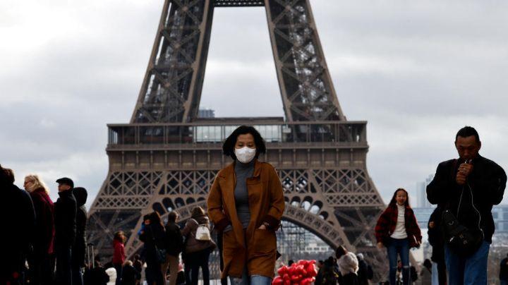 Francia alcanza cifra récord de contagios por coronavirus; van 45 mil en las últimas 24 horas