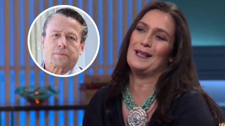 """""""Hice algunas trampas legales"""": Diana Golden cuenta cómo logró divorciarse de Alfredo Adame"""