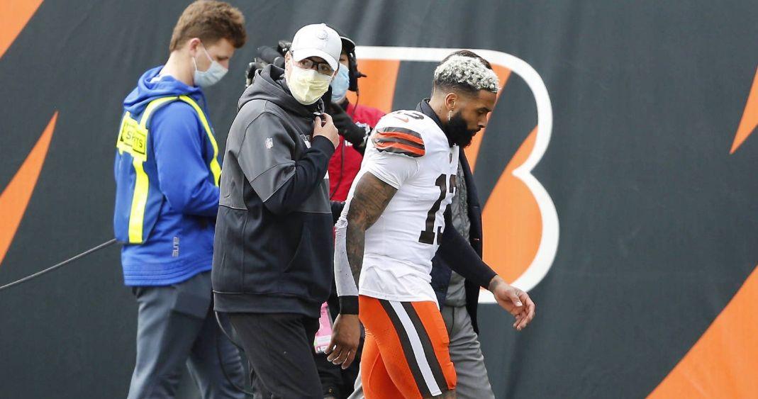 A pesar del mal inicio de Mayfield, Browns vencen a Bengals