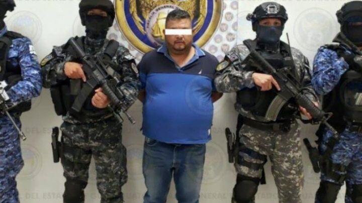 'El Azul', el segundo al mando de 'El Marro', vinculado a proceso por crimen organizado