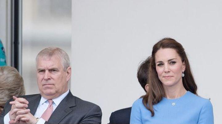 Kate Middleton humillaría al Príncipe Andrés al destituirlo de su labor más importante