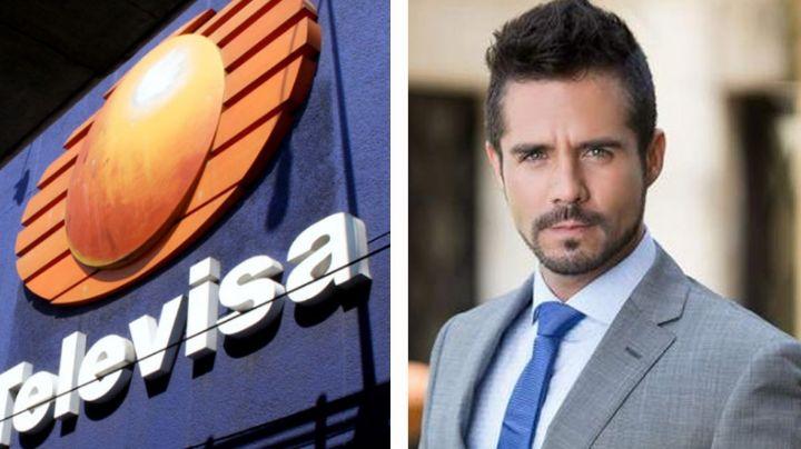 """Tras perder exclusividad, José Ron cambia a Televisa por TV Azteca y aparece en 'VLA': """"Deja las drogas"""""""