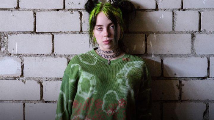 Billie Eilish: La cantante se une a la campaña en contra de el cambio climático