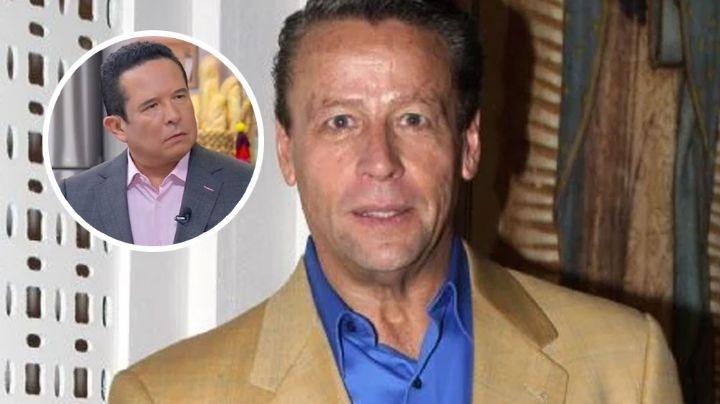 Alfredo Adame arremete contra Gustavo Adolfo Infante por entrevistar a su ex, Diana Golden