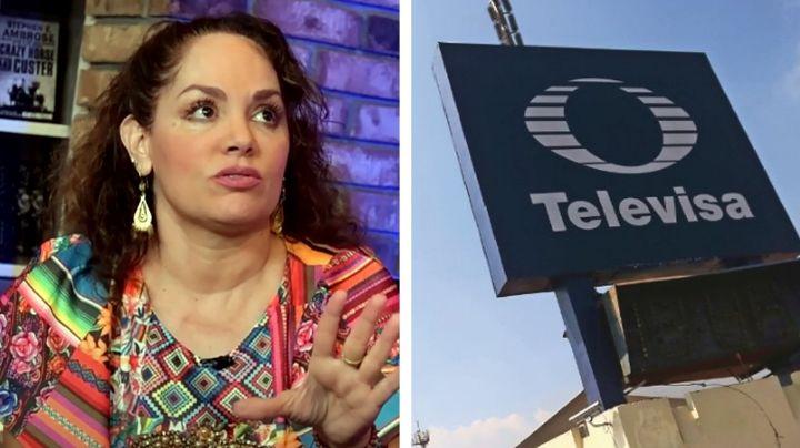 """Tatiana recuerda cuando Televisa la 'bateó' y plagió sus ideas: """"Me frustró"""""""