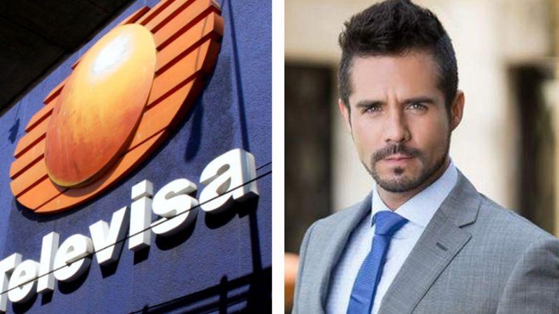 ¡Pleito en Televisa! Filtran VIDEO donde José Ron actúa violentamente en contra de otro actor