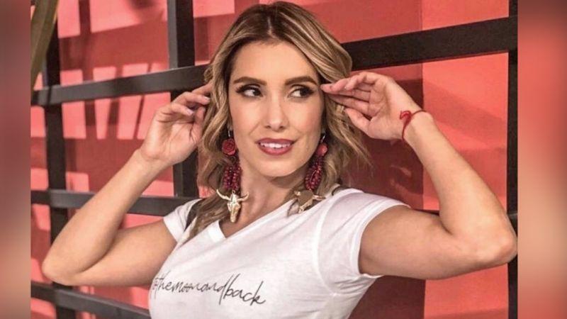 Andrea Escalona, conductora de 'Hoy', cautiva su cuenta de Instagram desde Televisa