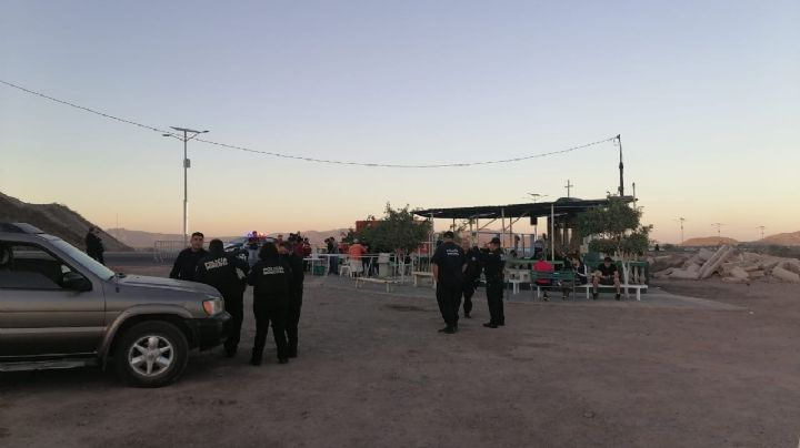 Pese a alerta, autoridades del Puerto permiten celebrar a San Judas Tadeo