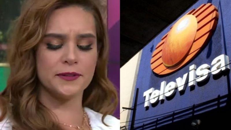 ¿Vetada de 'Hoy'? Tras traicionar a TV Azteca y 'VLA', Tania Rincón da dura noticia en Televisa