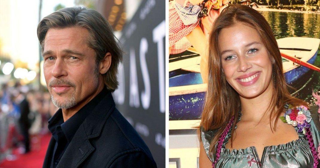 Brad Pitt y la modelo Nicole Poturalski terminan su relación