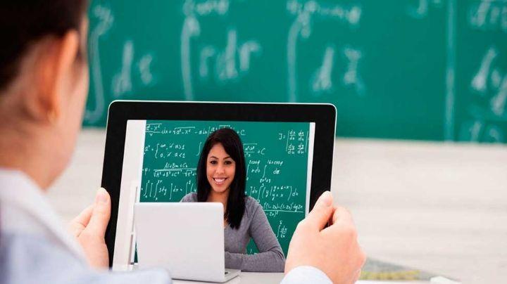 "(VIDEO) ""Pin.. huercos no mandan ni ma..."": Así se expresa una maestra de sus alumnos"