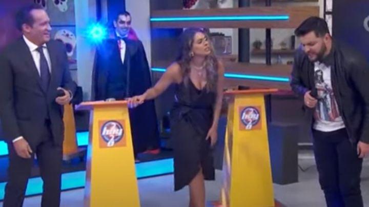 """Conductor de 'Hoy' habla de más y humilla a 'Luis Miguel' en vivo: """"Qué feo"""""""