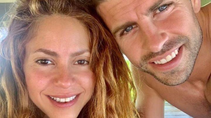 Shakira y Piqué enternecen a todos al presentar al nuevo integrante de su familia