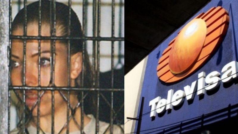 Tras estar presa por asesinato y cirugías, exactriz de Televisa suplica esto a conductor de 'Hoy'