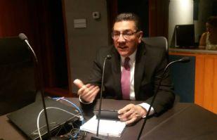 Fallece Hugo Contreras Lamadrid, titular del Instituto Nacional de Derechos de Autor