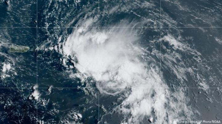 Alertan sobre la fuerza que la tormenta tropical Ganma podría alcanzar al tocar tierra