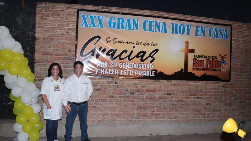 Todo un éxito la 'XXX Gran Cena' de la Fundación San Pablo