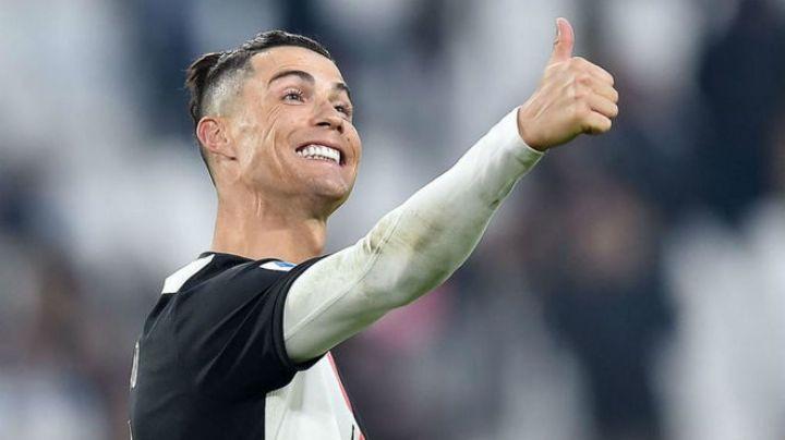Cristiano Ronaldo da negativo a prueba de Covid.19; podría jugar el fin de semana