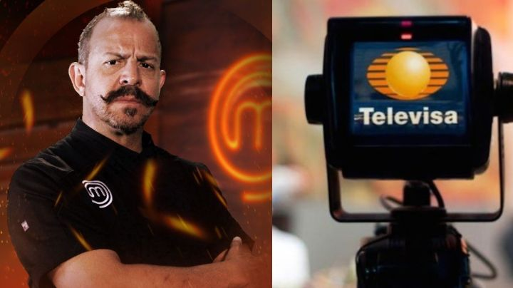 Tras despido de TV Azteca, chef Benito 'hunde' a 'MasterChef' y los cambia por Televisa