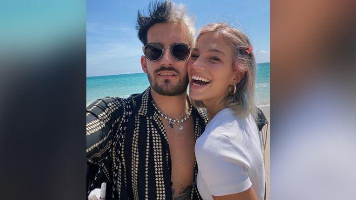 Fiesta con los Montaner: Ricky, hijo de Ricardo Montaner, se compromete con su guapa novia