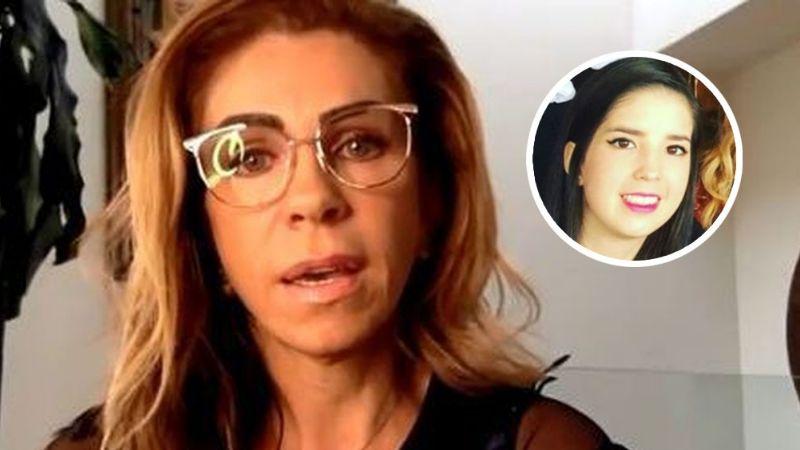 Rocío Sánchez Azuara vive el aniversario luctuoso de su hija con significativa ceremonia