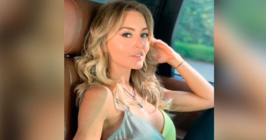 Angelique Boyer, actriz francesa