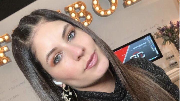 Carolina Padrón de 'ESPN México' se pone su vestido más elegante y causa furor en redes