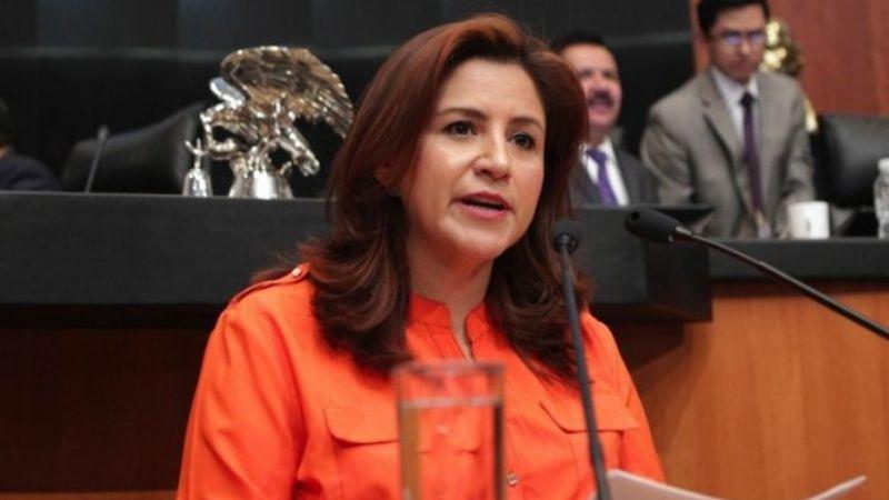 """Martha Tagle acusa a Morena de """"meter mano"""" al Fondo de Salud"""