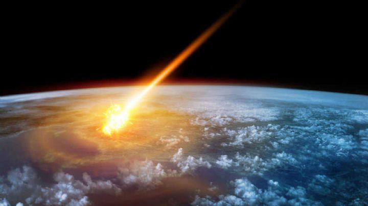 (VIDEO) La increíble caída de un meteorito en Tamaulipas que iluminó el cielo