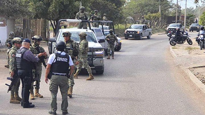 Enfrentamiento armado en Pitiquito deja saldo de un delincuente lesionado
