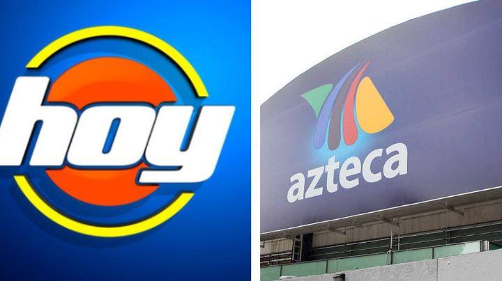 Televisa 'perdona' veto a querido exactor de TV Azteca y da impactante noticia en 'Hoy'