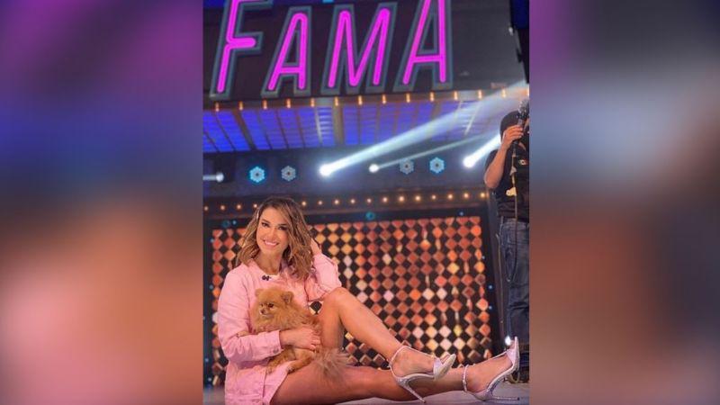 """¡Sin pena alguna! Laura G se va de 'VLA' a 'Todos Quieren Fama': """"Ahí te quedas"""""""