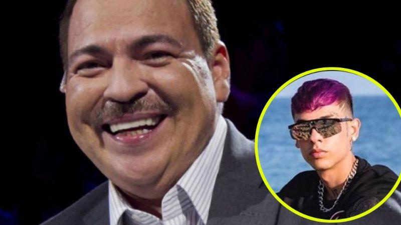 """¡Pleito! Julio Preciado asegura que Natanael Cano se """"mete cochinadas"""""""