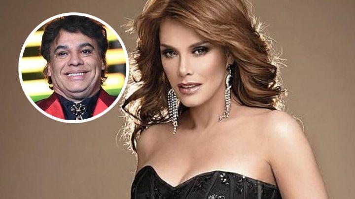Lucía Méndez asegura que Juan Gabriel escribió todas sus canciones e incluso le dedicó varias