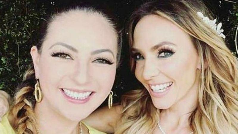 Érika Zaba y Mariana Ochoa dan la cara por OV7; se disculpan por los errores de su concierto