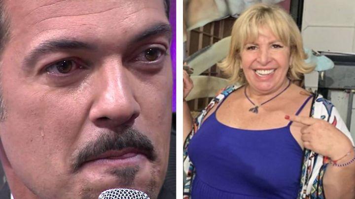 """Triste, Fernando del Solar dice adiós a Magda Rodríguez: """"Gracias por confiar en mí"""""""