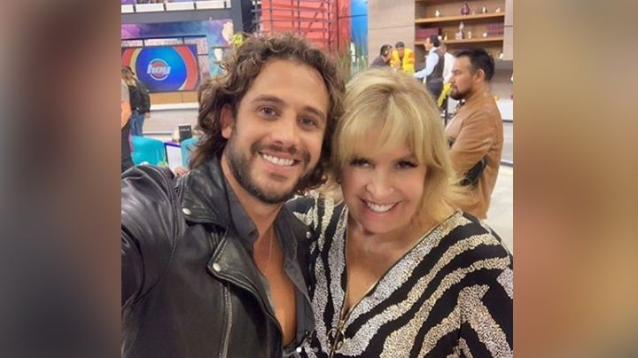 """Alerta en 'Hoy': Lambda García revela sentirse """"mal"""" tras convivir con actor de Televisa con Covid-19"""