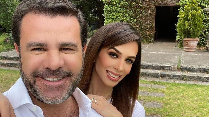 Eduardo Capetillo responde a quienes lo critican de ser celoso con Biby Gaytán