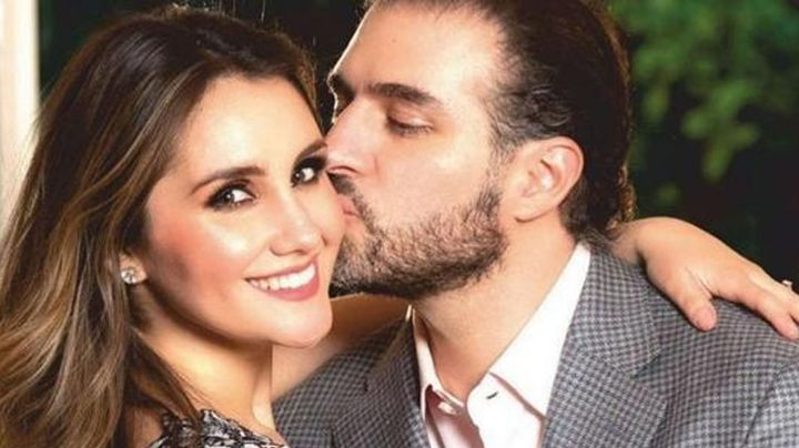 Esposo de Dulce María le dedica hermoso mensaje a la artista por su aniversario de bodas