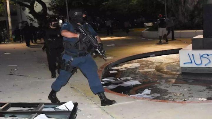 Cancún: Destituyen a jefe de la Policía por disparar contra manifestantes en Benito Juárez