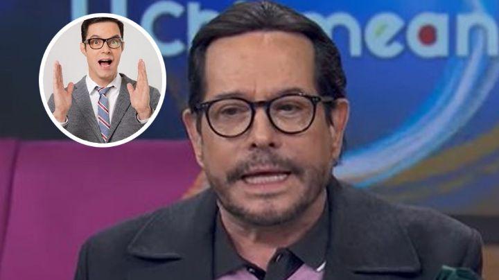 """""""No quiero saber nada de él"""": Pepillo Origel responde con fuerte mensaje a Horacio Villalobos"""