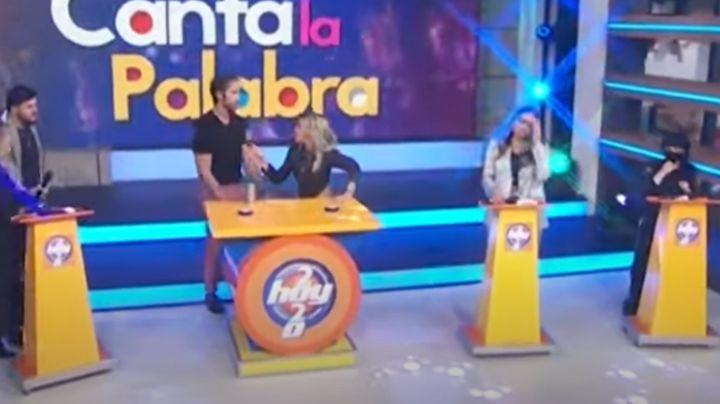 """¿Celos? Exhiben furia de integrante de 'Hoy' con la llega de Fey: """"No me parece"""""""