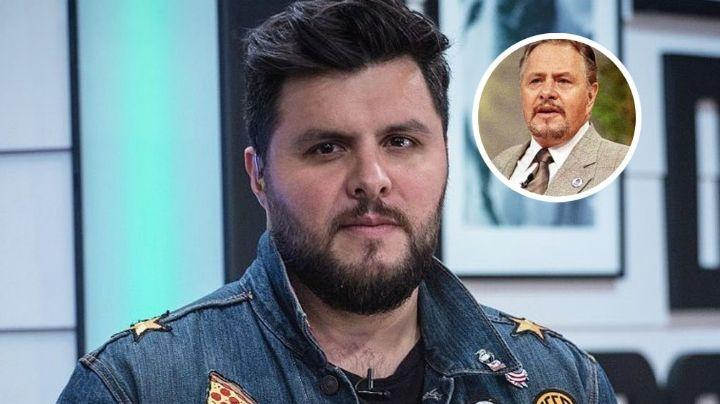 Famoso conductor de 'Hoy' interpretaría a su papá en bioserie de Paco Stanley