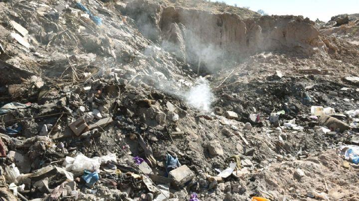 Vecinos del norponiente denuncian contaminación ambiental por quema de desechos
