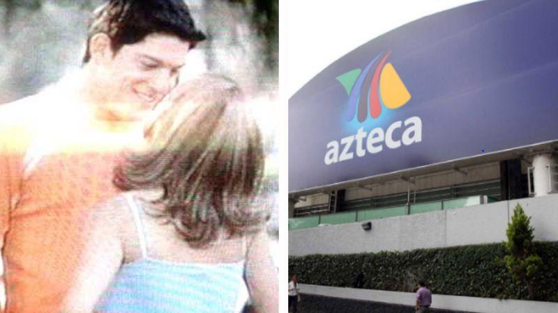 Tras años desaparecida, actriz vuelve a TV Azteca y dice esto de su amorío con exalumno de 'La Academia'