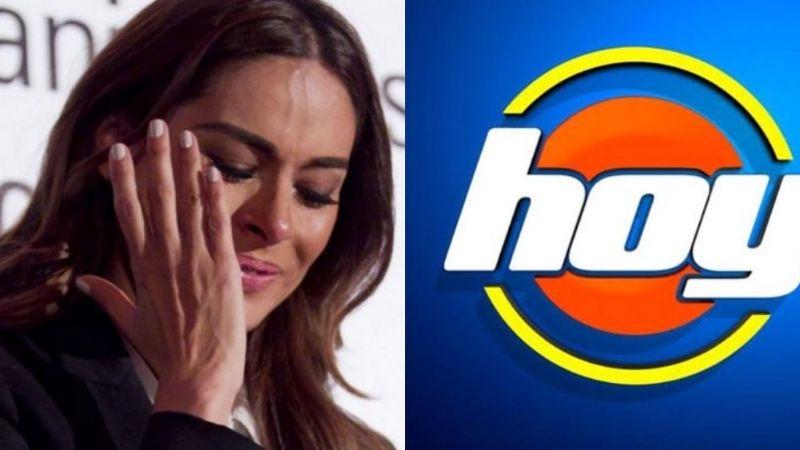 Adiós Televisa: Tras 13 años al aire, Galilea Montijo confirma que deja 'Hoy' por grave razón